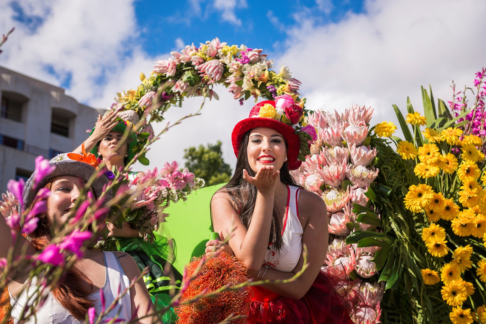 WHAT HAPPENS DURING FLOWER FESTIVAL IN MADEIRA? - Madeira All Year